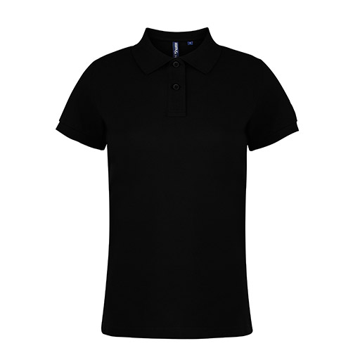 Black Women's Polo