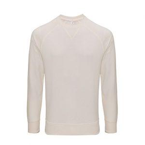 Vintage White Sweatshirt