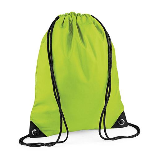 Lime Green Gym Sac