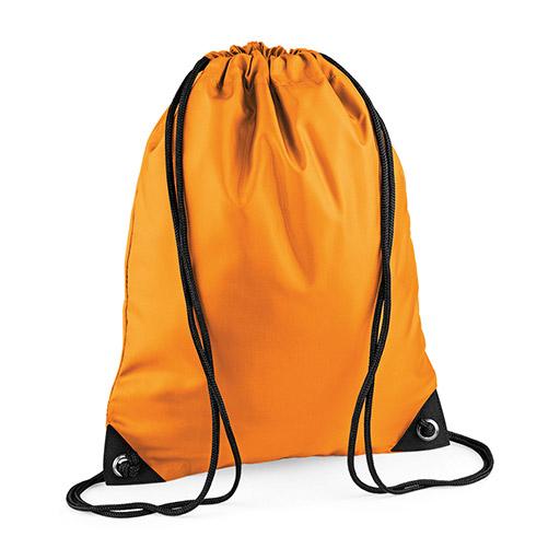Orange Gym Sac