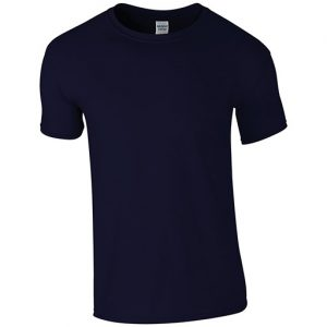 Navy Softstyle T-shirt