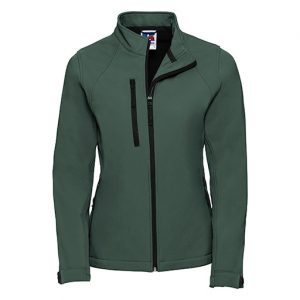 Bottle Green Softshell Jacket