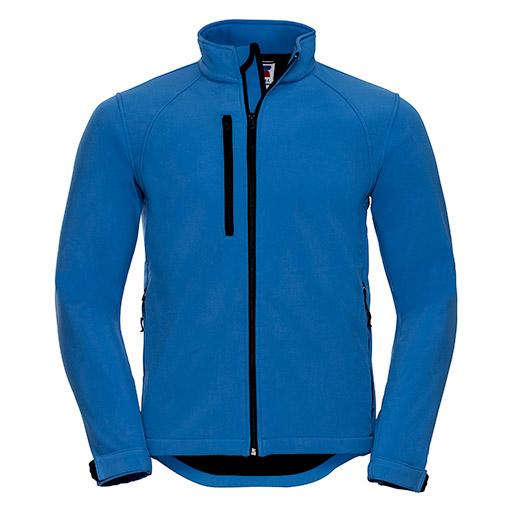 Azure Blue Softshell Jacket