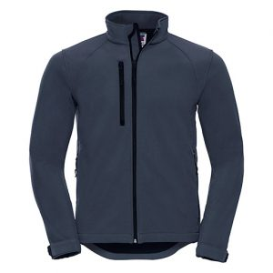 French Navy Softshell Jacket