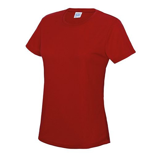 Fire Red Girlie Cool T