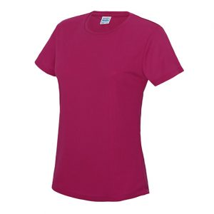 Hot Pink Girlie Cool T