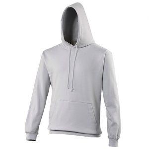 MoonDust Grey College Hoodie