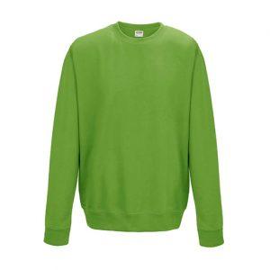 JH030 Lime Green Sweatshirt