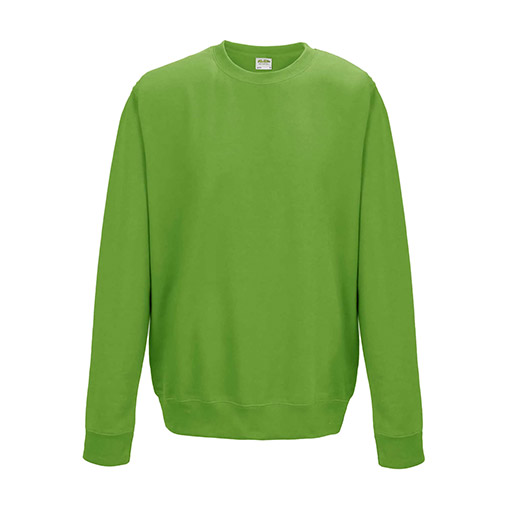JH030 Lime Green Sweatshirt