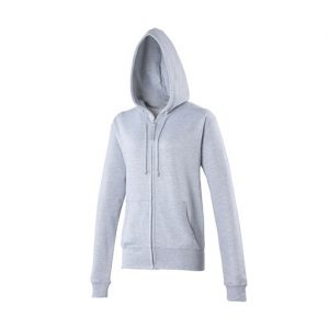Heather Grey Girlie Zoodie