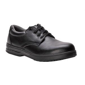 Black Steelite Safety Shoe