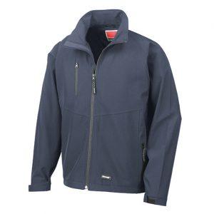 Navy Baselayer Softshell Jacket