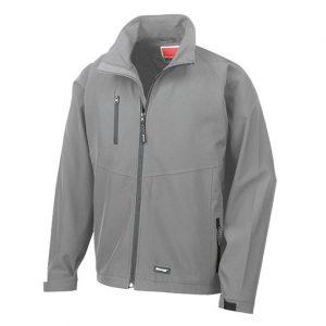 SilverGrey Baselayer Softshell Jacket