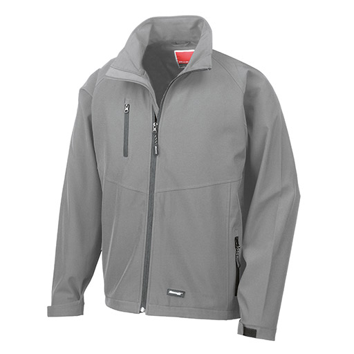 SilverGrey Baselayer Softshell Jacket
