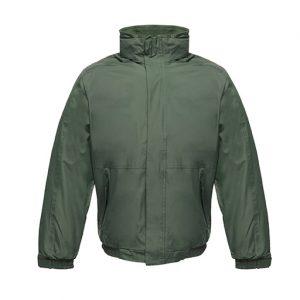 Bottle Green Dover Jacket