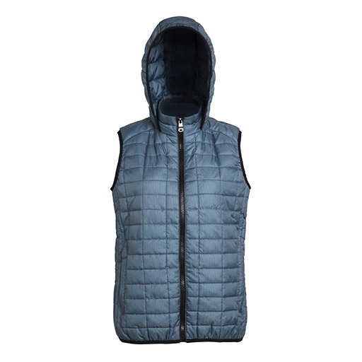 Steel Honeycomb Hooded Gilet