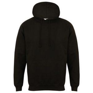 black AWDis sweatshirt