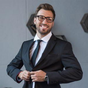 Men - classic corporate wear category image