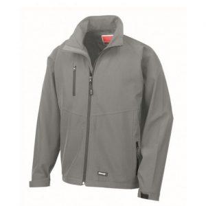 grey baselayer softshell jacket