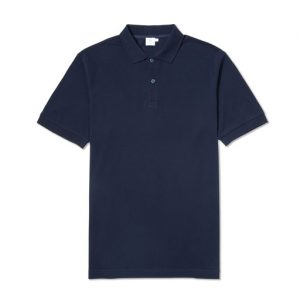 navy polo shirt placeholder