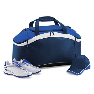 team holdall french navy bright royal white