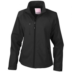 womens baselayer softshell-black
