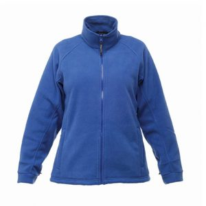 womens blue thor III fleece