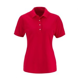 womens red shirt placeholder