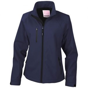 womens softshell baselayer-navy