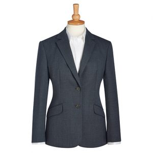 Mid Grey Connaught Jacket