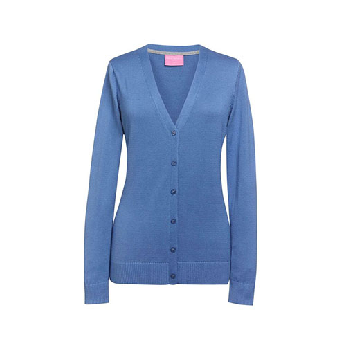 Augusta cardigan light blue