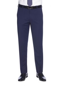 Cassino Trousers Mid Blue