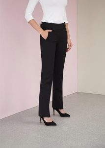 Genoa Trousers Black