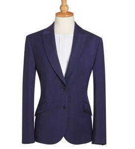 Novara Jacket Mid Blue