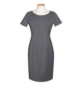 Teramo Dress Light Grey