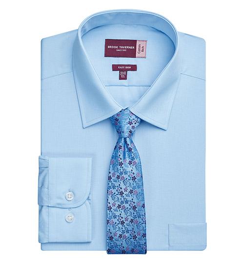 alba shirt blue