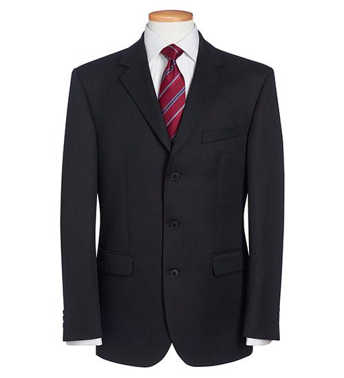 alpha jacket black