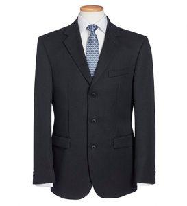 alpha jacket charcoal