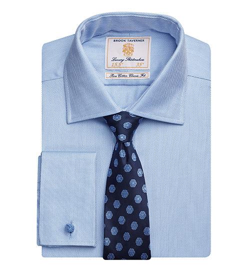 andora shirt blue