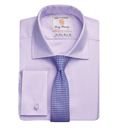 andora shirt lilac