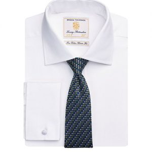 andora shirt white herring