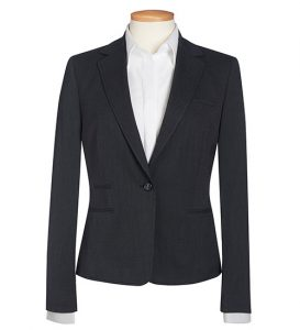 ariel jacket charcoal