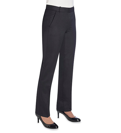 astoria trouser charcoal