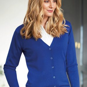 augusta cardigan royal blue