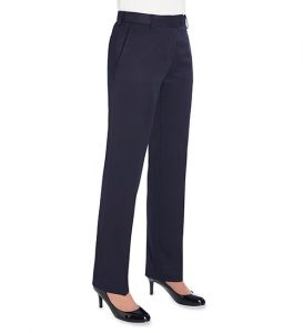 aura trousers navy