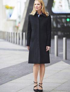 burlington womens overcoat
