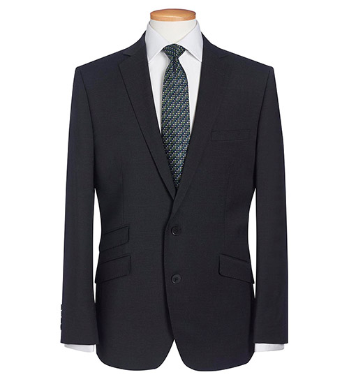 cassino jacket charcoal