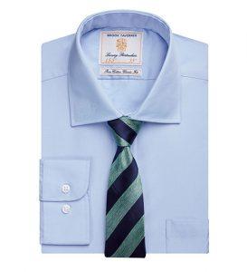 cheadle shirt blue