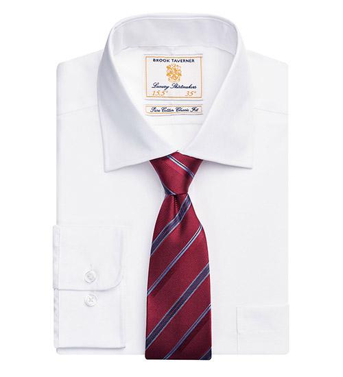 cheadle shirt white