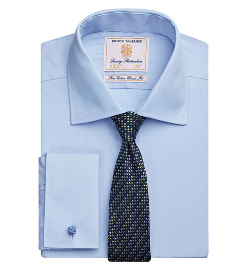 chester classic fit blue